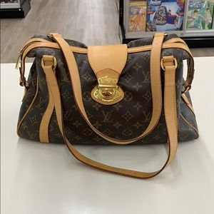 Louis Vuitton Tote Stresa Monogram Shoulder Bag